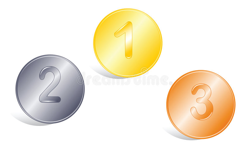 ikona medale ilustracji