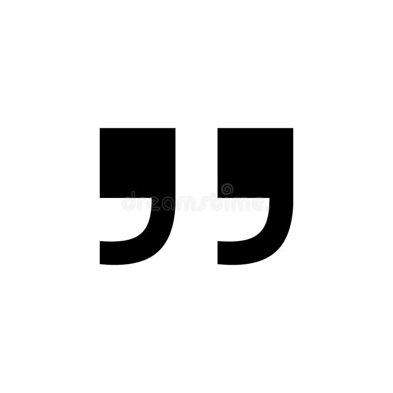 Ikona oferty Ikona znaku oferty Symbol oferty ilustracja wektor