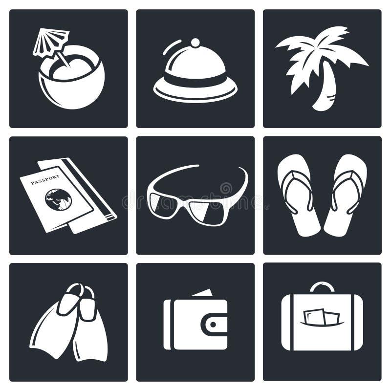 Download Ikona określonych podróży ilustracji. Ilustracja złożonej z restauracja - 42525566