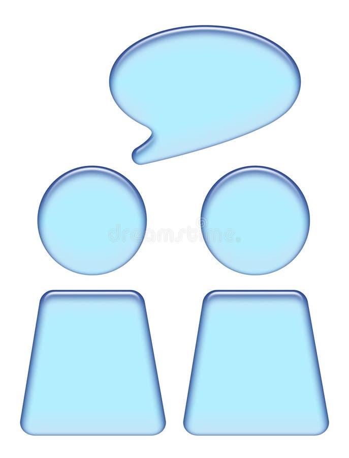 ikona rozmowę
