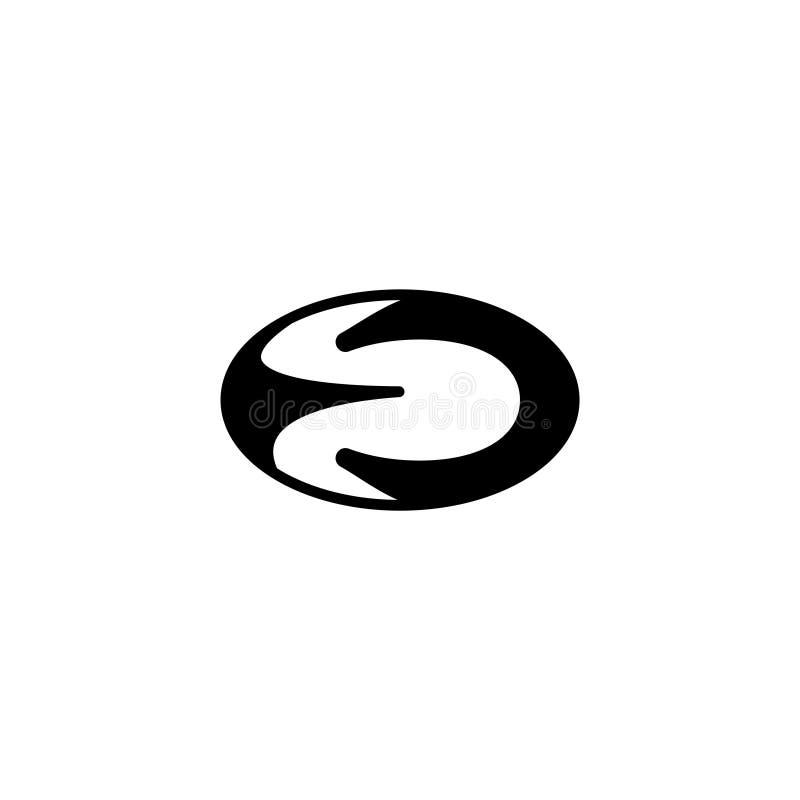 ikona Rugby piłki symbolu znak ilustracja wektor