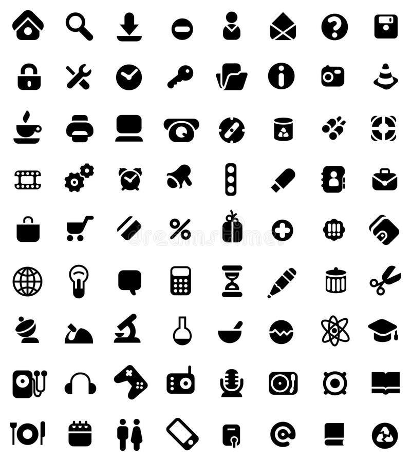 ikona set