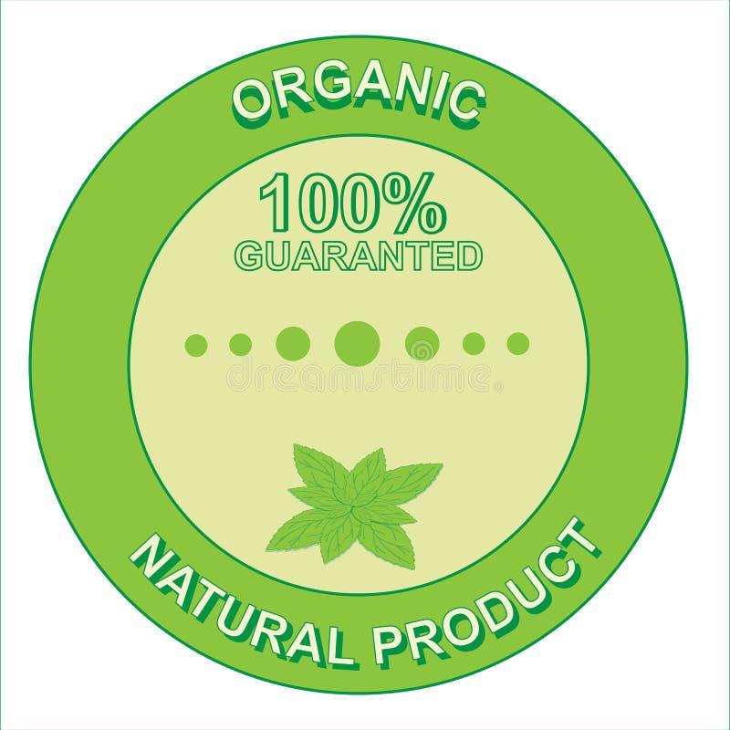 Ikona symbol bazy równowaga naturalny produkt, zielony kolor ilustracji