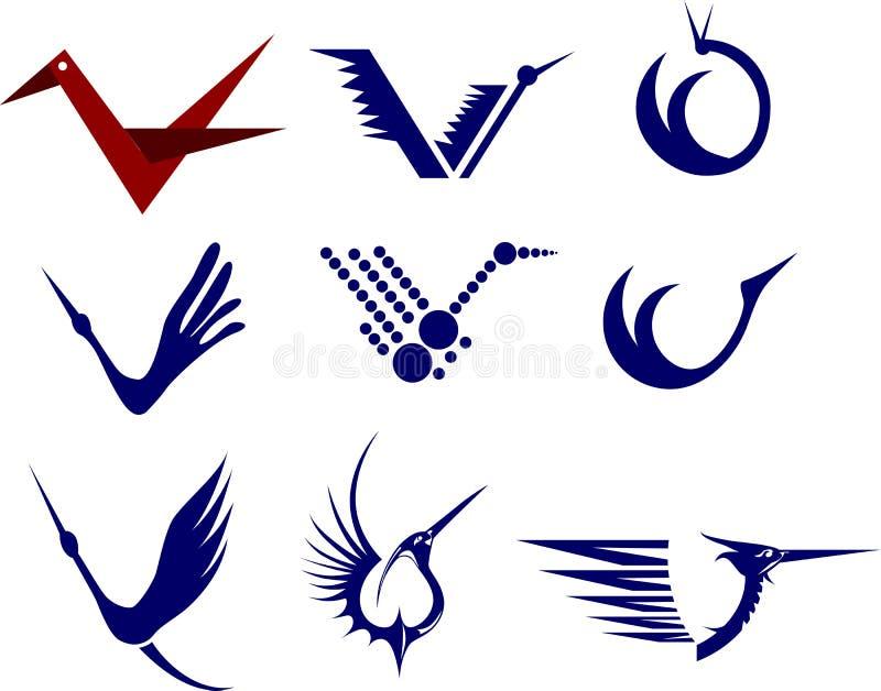 Ikona Ustawiająca żurawie ilustracja wektor