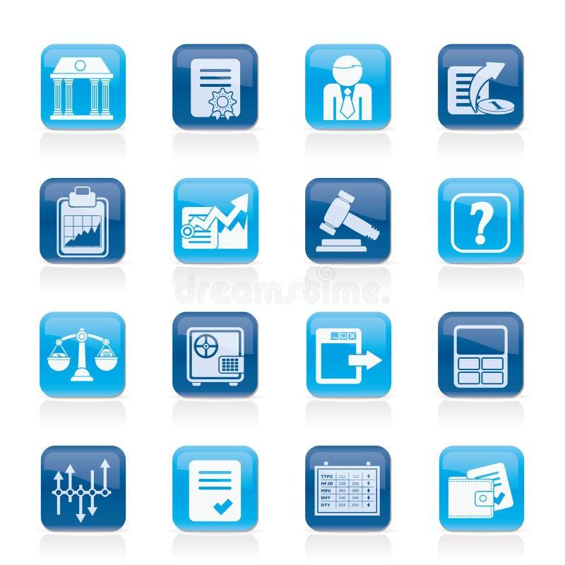 ikona wekslowy finansowy zapas ilustracja wektor