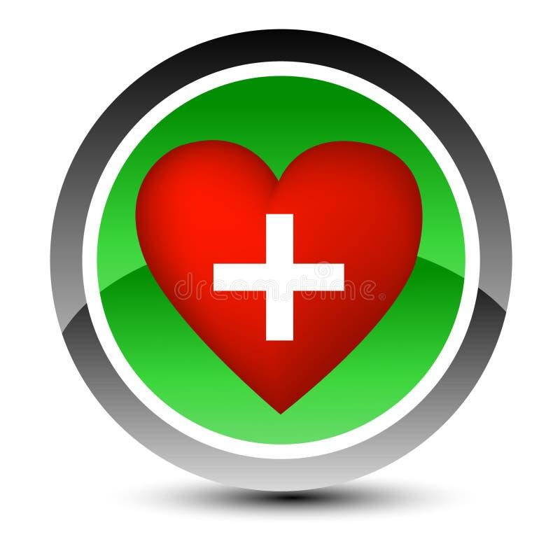 Download Ikona Wektor Ilustracyjny Medyczny Ilustracja Wektor - Ilustracja złożonej z znak, odosobniony: 13338404
