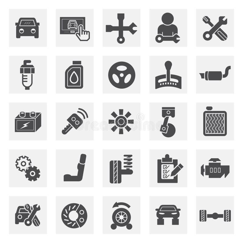 ikonen stock abbildung