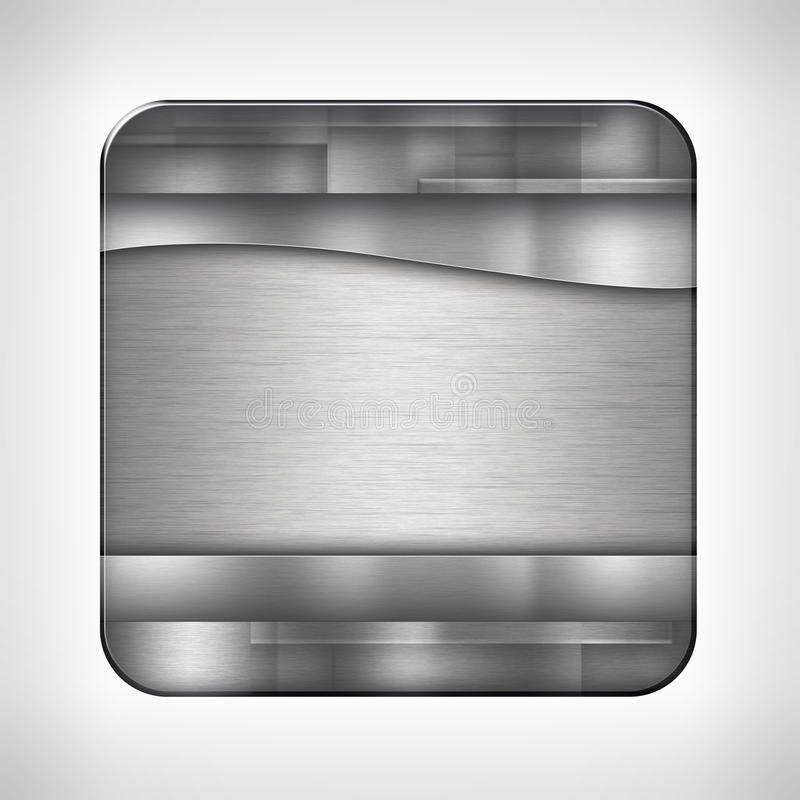 Ikonenschablone für Anwendungen vektor abbildung