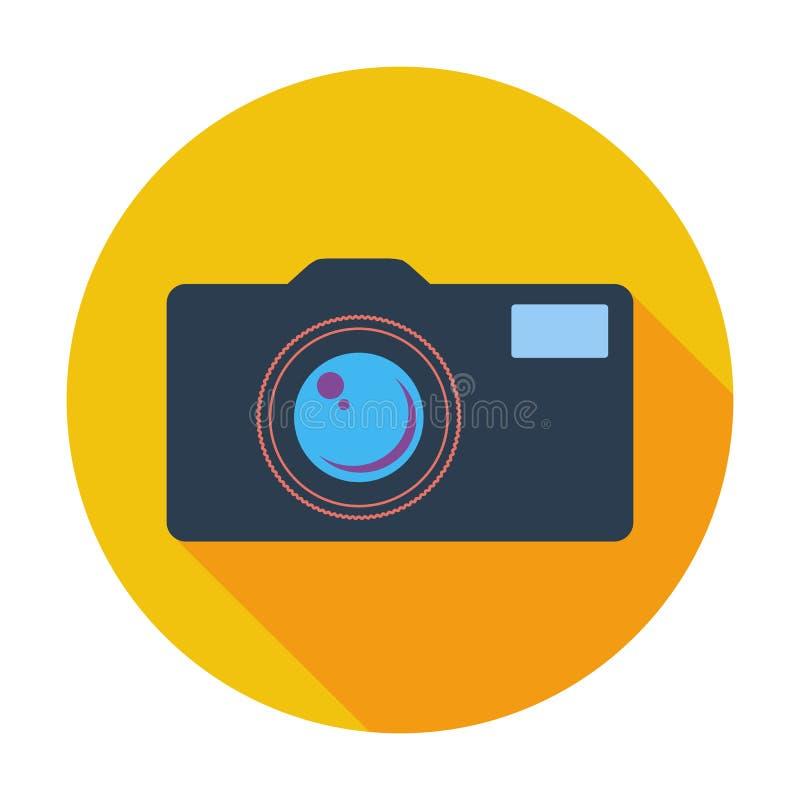 Download Ikonenweinlesekamera vektor abbildung. Illustration von ausrüstung - 90232043