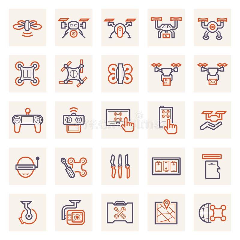 ikony royalty ilustracja