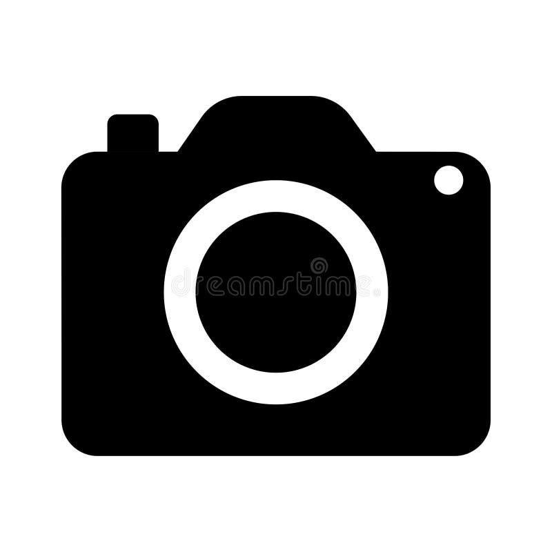Ikony kieszeniowa cyfrowa kamera ilustracja wektor