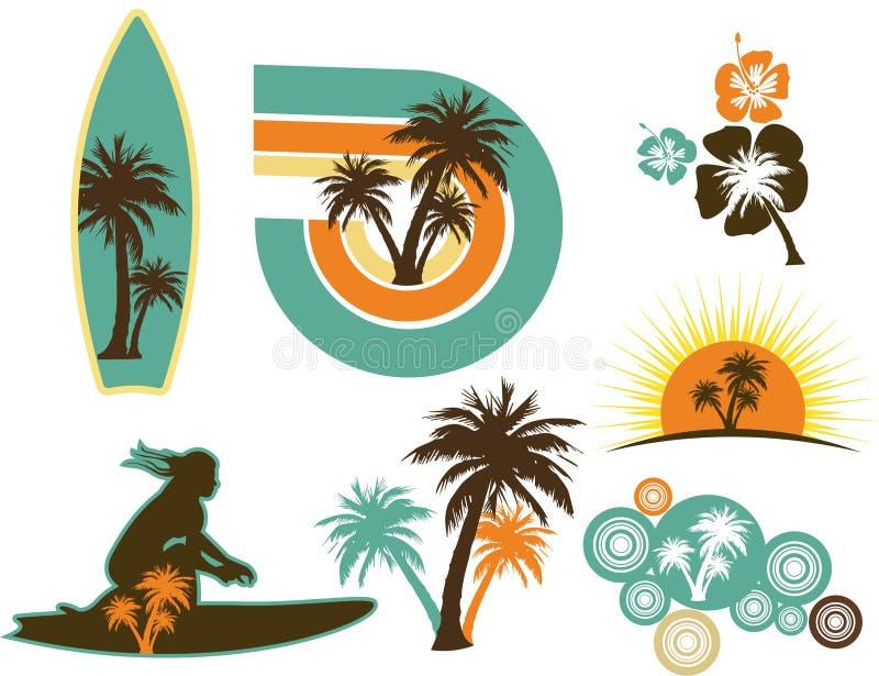 ikony kipiel ilustracja wektor