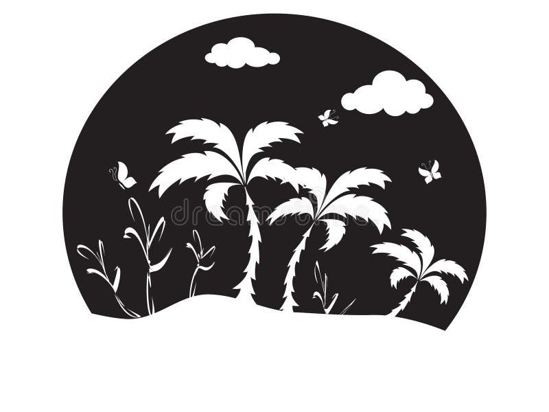 ikony lato ilustracji