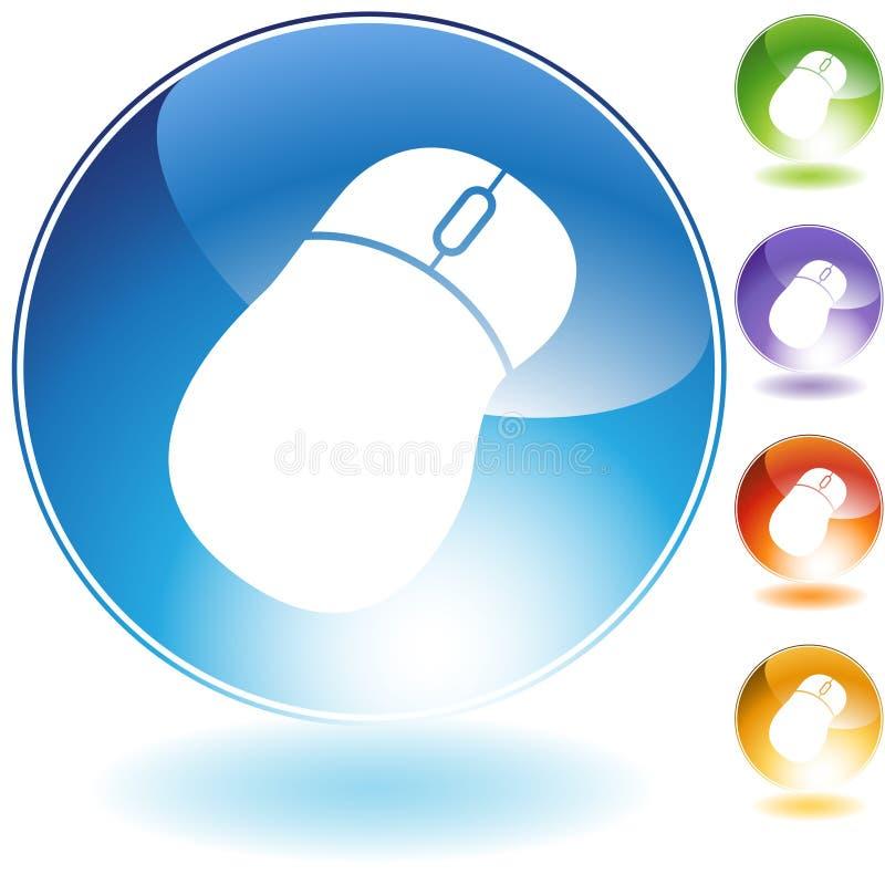 ikony mysz ilustracja wektor