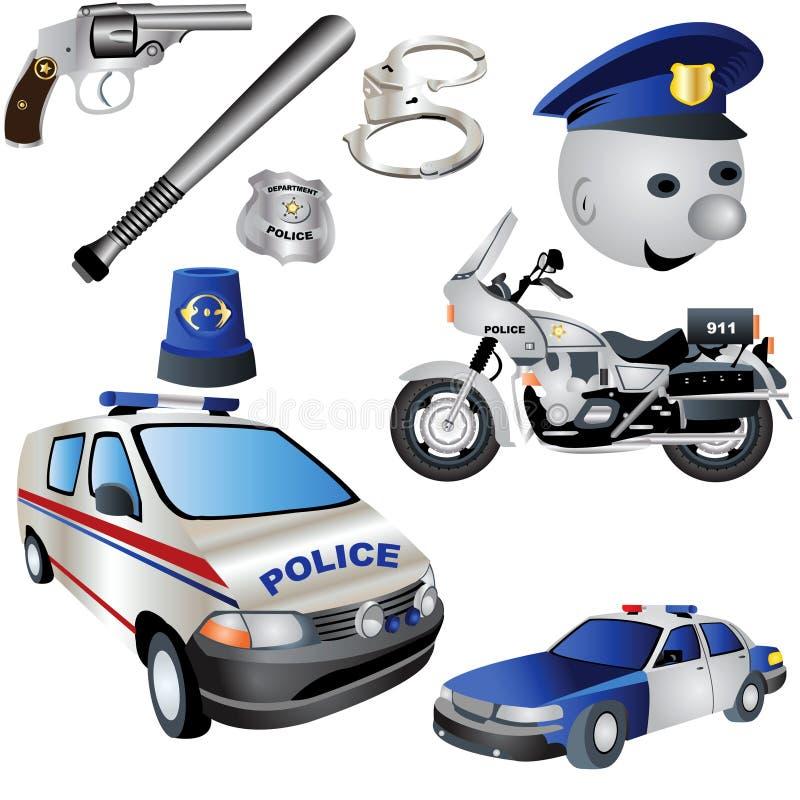 ikony policja