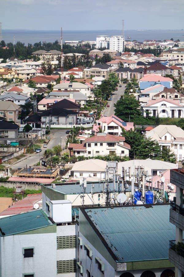 Ikoyi, Lagos photographie stock libre de droits