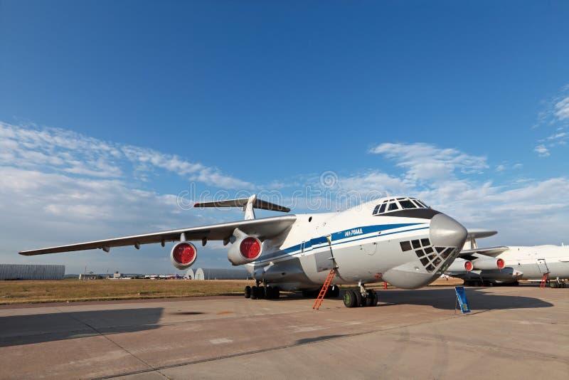 Il-76 (NATO Reporting Name: Candid) Editorial Photo