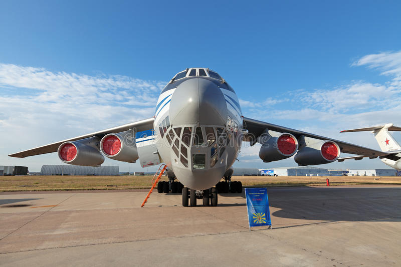 Download Il-76 (NATO Reporting Name: Candid) Editorial Image - Image: 27003030