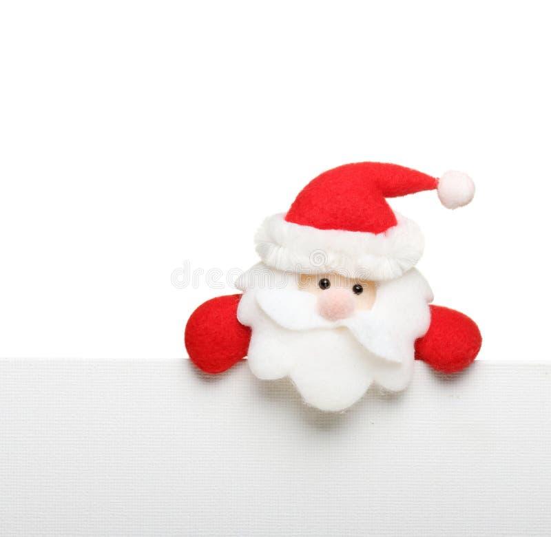 Il Babbo Natale ha isolato immagini stock