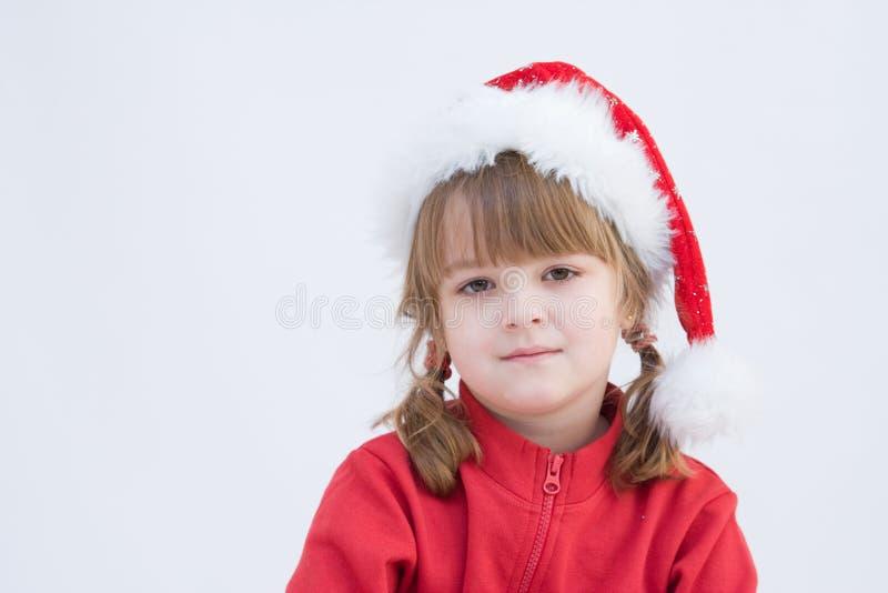 Il Babbo Natale sta venendo! immagine stock libera da diritti