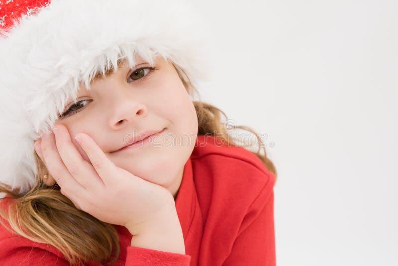 Il Babbo Natale sta venendo! fotografie stock