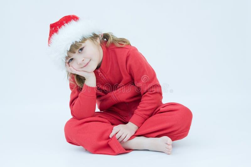 Il Babbo Natale sta venendo! immagini stock libere da diritti