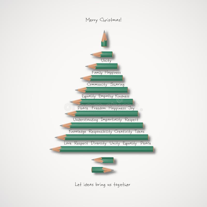 Il Babbo Natale su una slitta immagini stock libere da diritti
