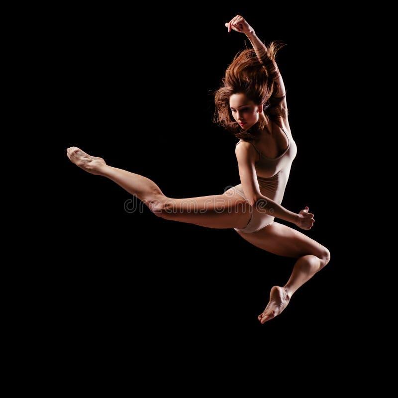 Il ballerino fotografie stock