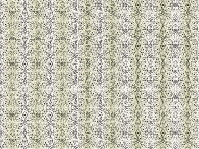 Il beige del tessuto fiorisce il fondo immagini stock libere da diritti