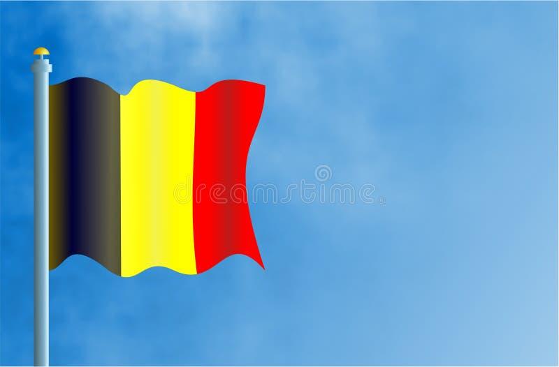 Il Belgio Fotografia Stock Libera da Diritti