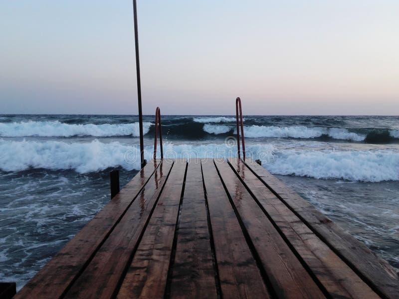 Il bello amore dell'esplorazione del Cipro si rilassa fotografia stock