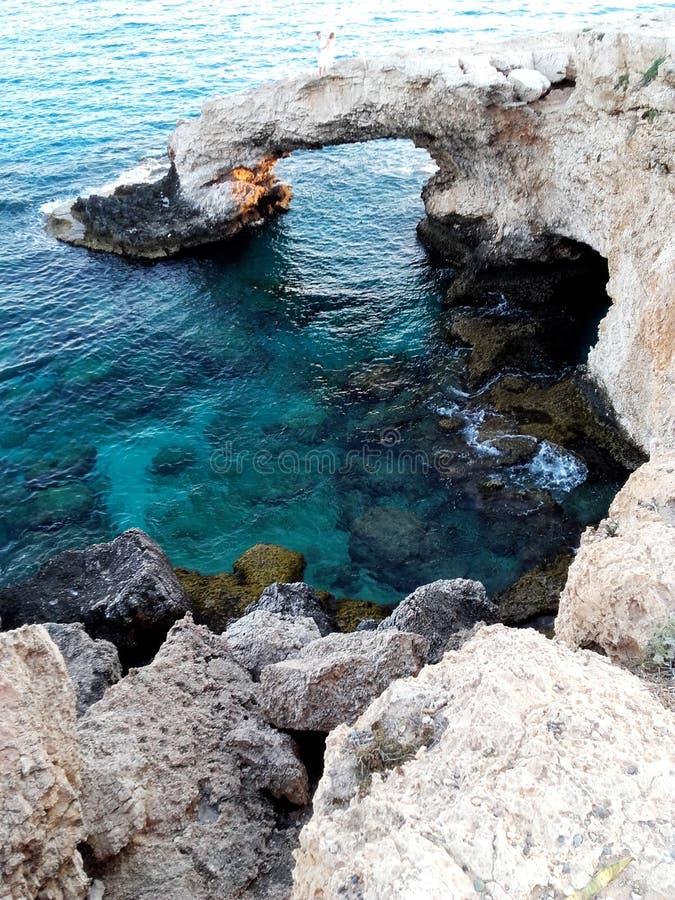 Il bello Cipro fotografia stock