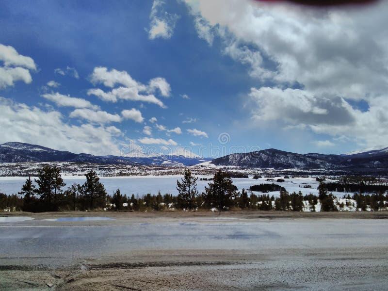 Il bello Colorado fotografia stock