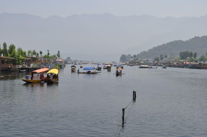 Il bello Kashmir immagine stock