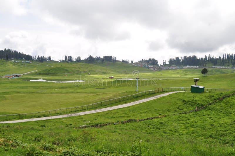 Il bello Kashmir fotografie stock