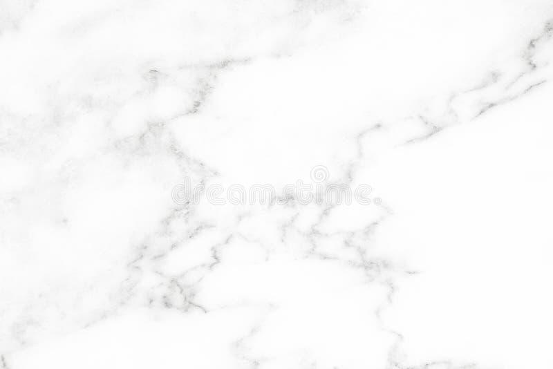 Il bianco e la struttura di marmo piastrellano il fondo grigio ceramico fotografie stock libere da diritti