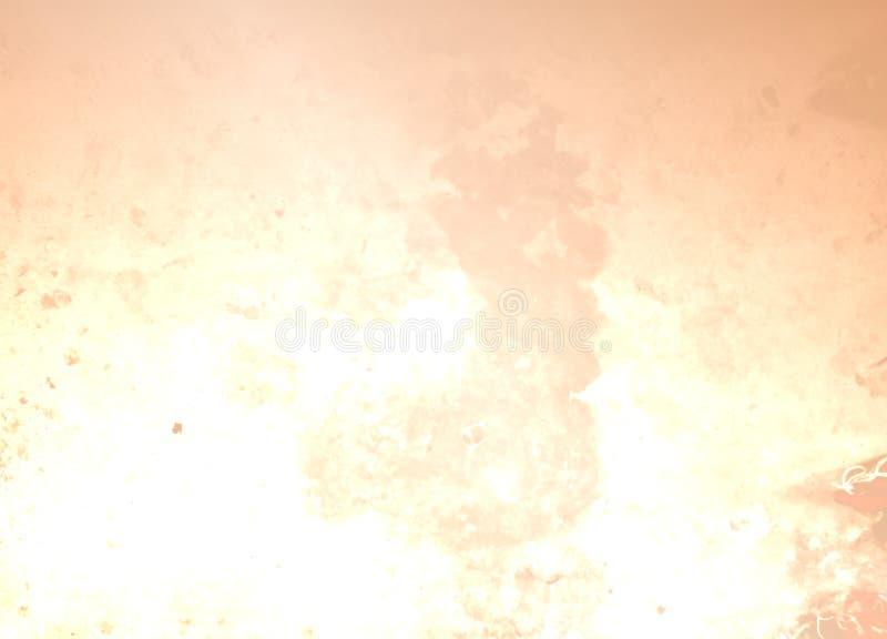 Il bianco ha marmorizzato il vecchio fondo d'annata della carta del matrimonio di struttura illustrazione di stock
