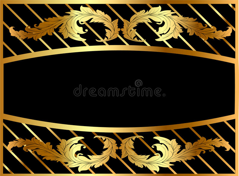 Il blocco per grafici dell'illustrazione da dora con il reticolo royalty illustrazione gratis
