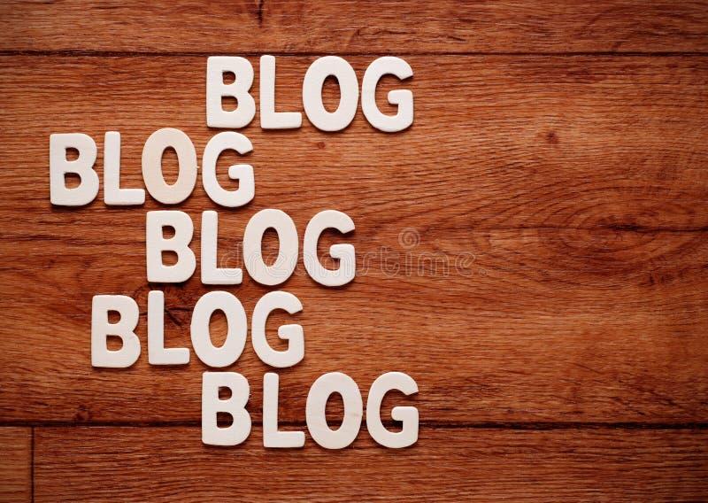Download Il blog di parola illustrazione di stock. Illustrazione di lettera - 55363301