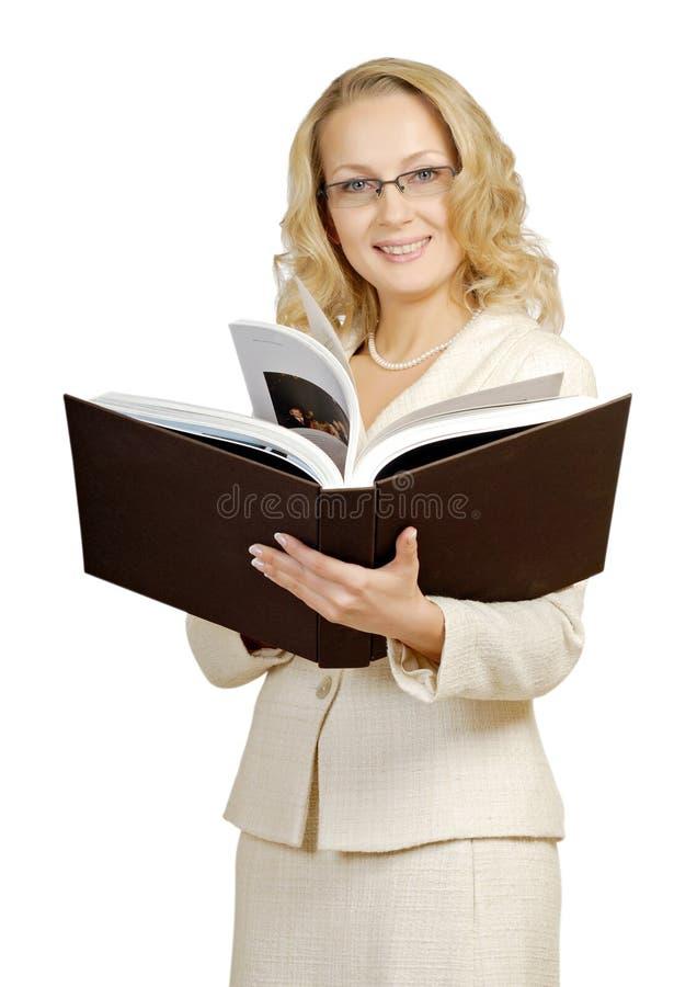Il blonde fotografia stock libera da diritti