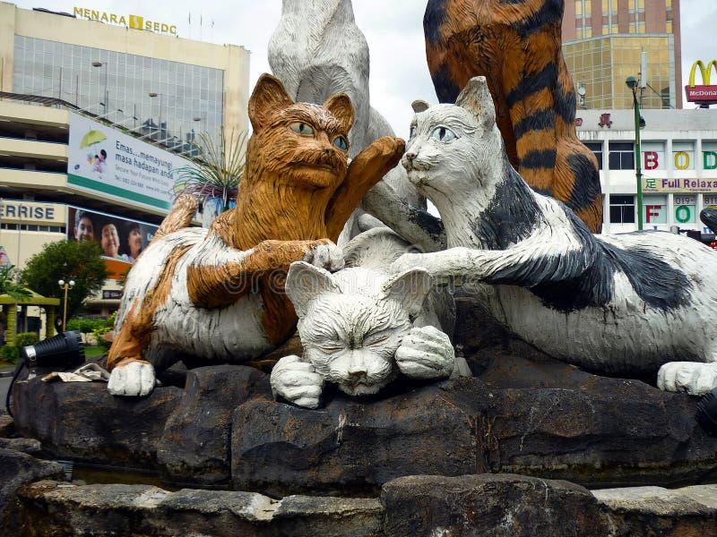 Download Il Borneo Sarawak, Kuching immagine stock editoriale. Immagine di scena - 55360564