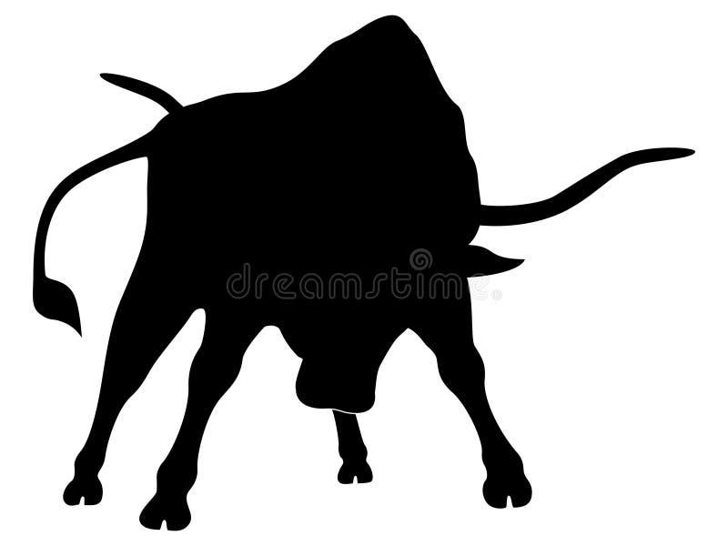 Il Bull immagini stock libere da diritti