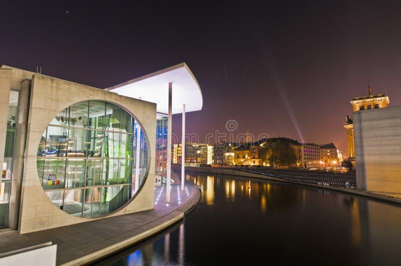 Il Bundestag a Berlino, Germania immagine stock libera da diritti
