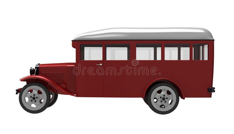 Il bus royalty illustrazione gratis
