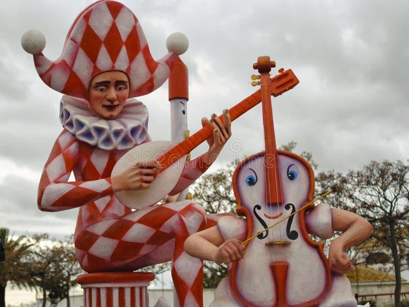 Il Cabalgata los Reyes Magos fotografie stock