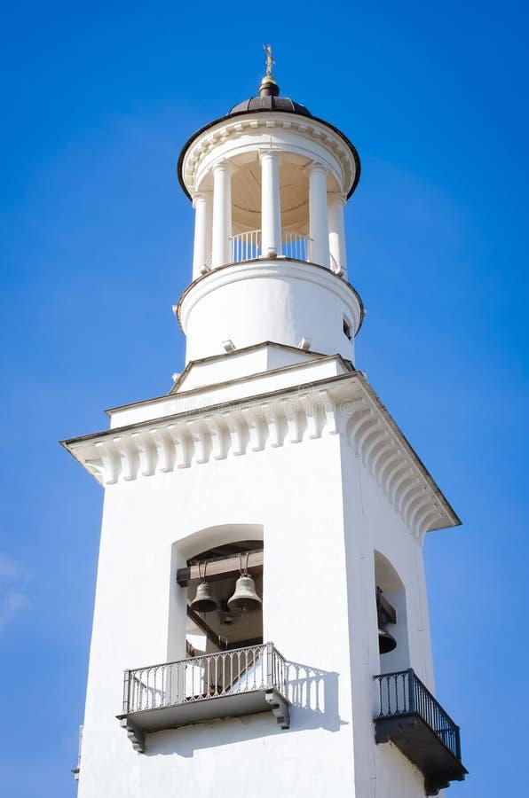 Il campanile fotografie stock libere da diritti