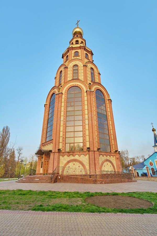 Il campanile di St George fotografia stock
