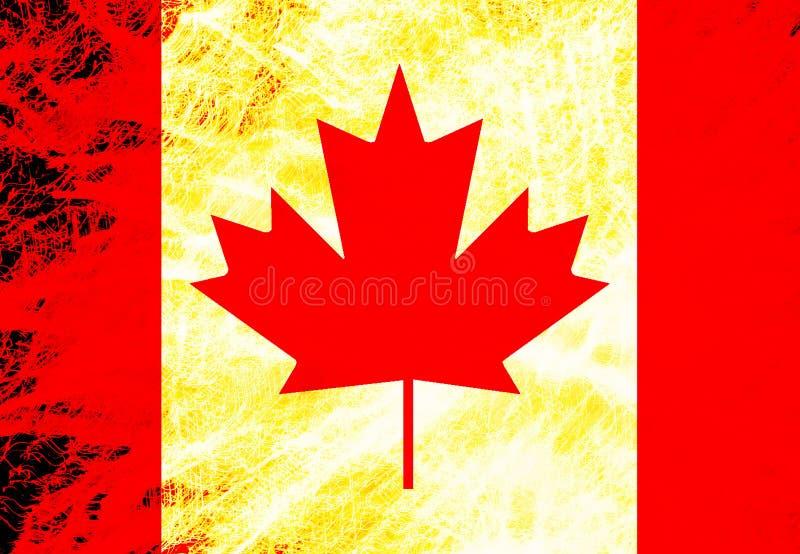 Il Canada royalty illustrazione gratis