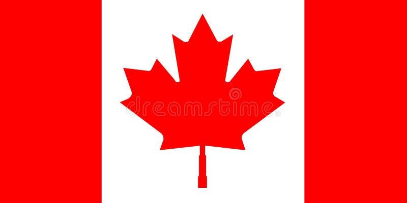 Il Canada Fotografie Stock