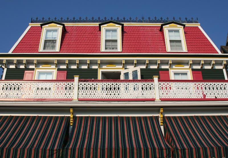 Il capo può stazione turistica del New Jersey S.U.A. fotografie stock libere da diritti